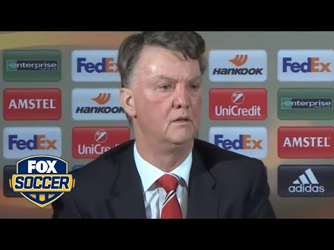 Manchester United manager Van Gaal asks his players to be 'horny'