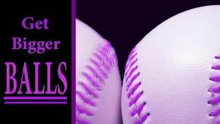 🎱 WARNING: STRONG | Receive BIG BALLS | Binaural Beats 🎱