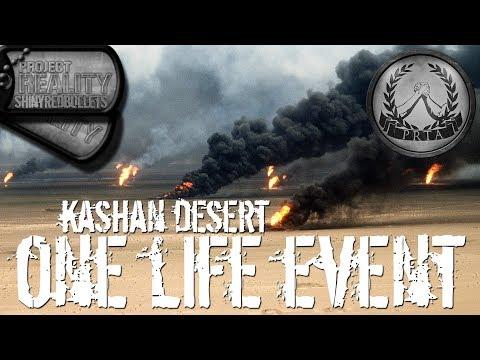 One Life Event: COMEBACK (Kashan - USMC)