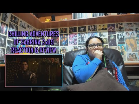 "Chilling Adventures of Sabrina 2x09 REACTION & REVIEW ""The Mephisto Waltz"" S02E09 