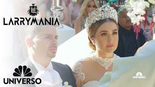 Al fin, marido y mujer | Larrymania | Universo