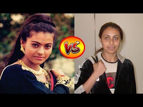 Kajol VS Rani Mukerji Transformation From 01 To 40 Years Old