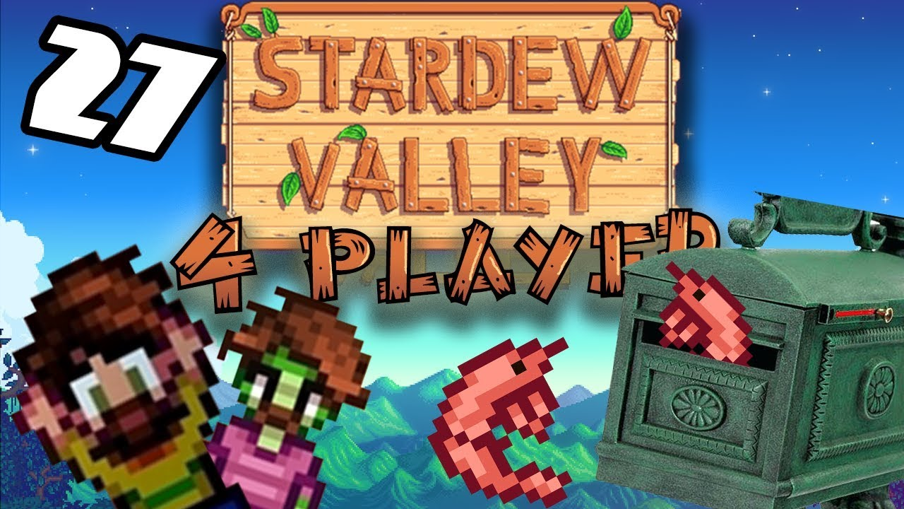 how to set up a stardew valley multiplayer