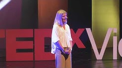 (Sharing) My Point Of View From 38.000 ft | Maria Pettersson | TEDxVicenza