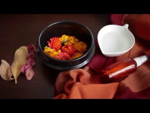 Как приготовить освежающую розовую воду