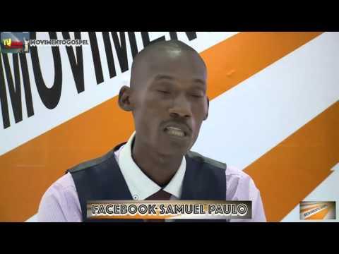 PROGRAMA MOVIMENTO GOSPEL IRMÃO SAMUEL PAULO