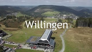 Ettelsberg cable car ride (1:04) - hochheideturm outdoor climbing wall (6:47) and tower views (8:37) driving through the town of willingen (12:34) towe...