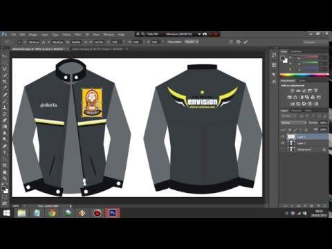 1010+ Desain Jaket Polos Psd Gratis Terbaik