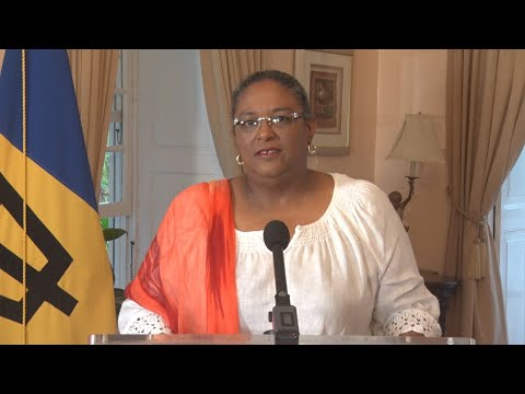 Prime Minister Mia Amor Mottley's Address to the Nation