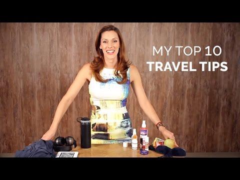 My Top Ten Travel Tips