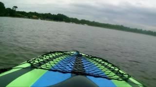 Le lac du Moutchic ( commune de Lacanau ) canoë kayak # 1