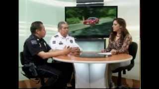 Entrevista - Logística  para la Carrera Panamericana en Tlaxcala