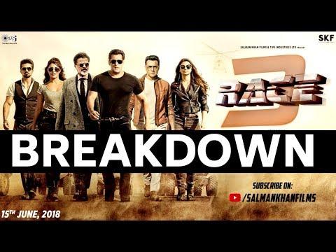 Race 3 | Official Trailer BREAKDOWN | Salman Khan | Remo Dsouza |15th June 2018 |ThisEID
