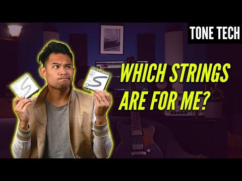 Pure Nickel or Modern Guitar Strings? - JayLeonardJ
