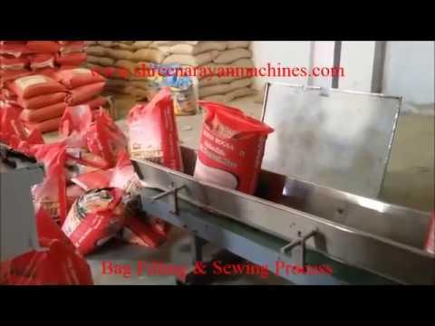 Rice Packing Sewing Machine by Narayan Machines, Faridabad