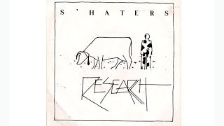 S-HATERS Research 1981 Rare Post Punk