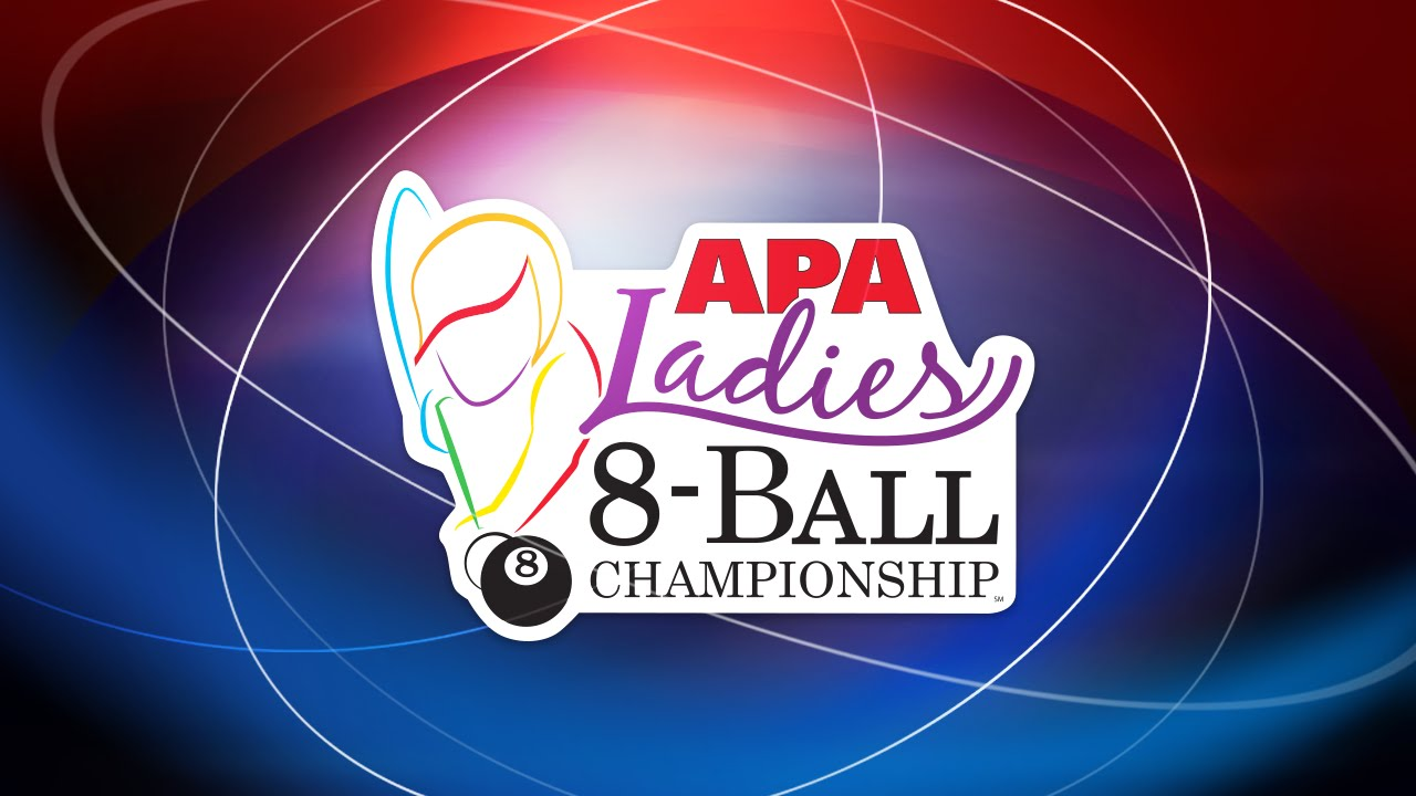 Ladies 8 ball championship finals the 2016 apa world pool championships youtube - 8 ball pictures ...
