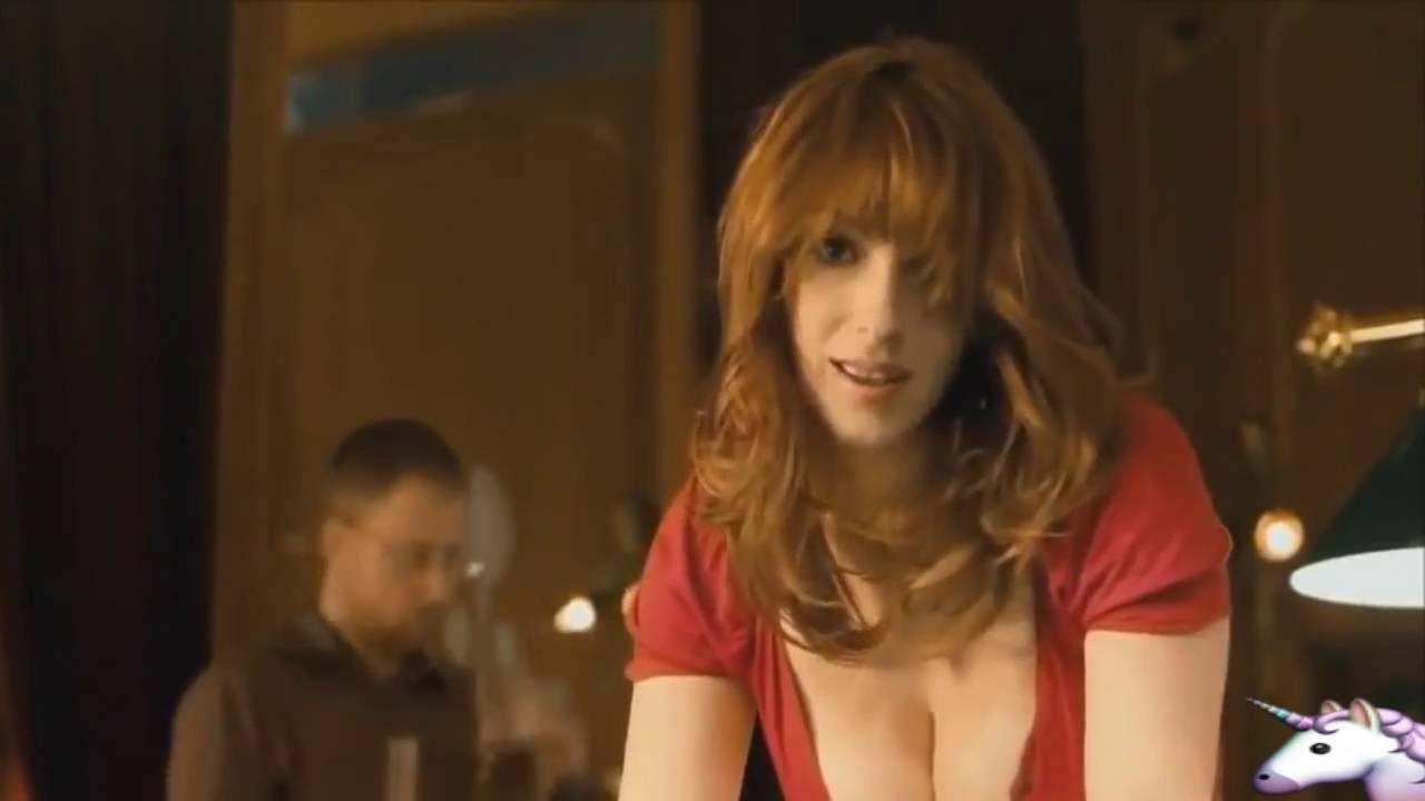 Nice dress Redhead music video tell her