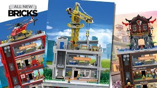 Lego Tower Mobile Game Announcement - Summer 2019 thumbnail