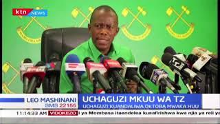 Uchaguzi mkuu Tz: Tanzania yajiandaa kwa uchaguzi mkuu, vyama vya upinzani vyakosoa maandalizi hayo