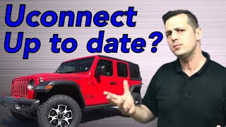 How to check for updates on your Uconnect radio 🔴 2018 Jeep Wrangler JL
