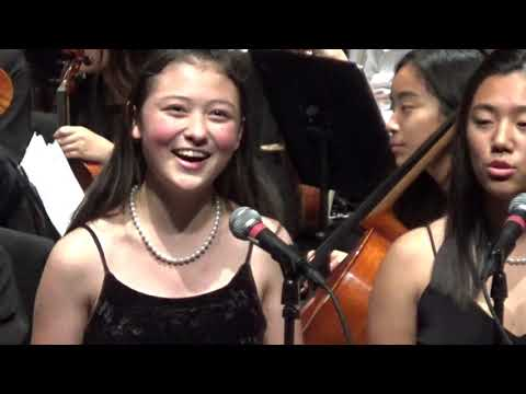 Amador Valley High School Music Performance December 2019