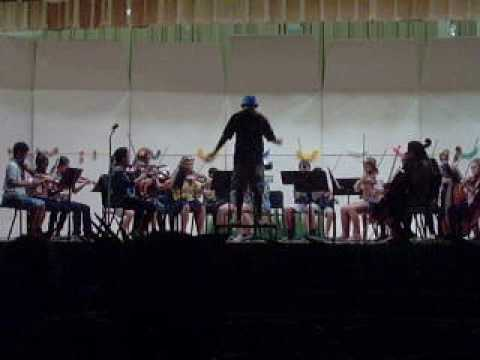 Chamber Music Concert, South Brandywine Middle School, May 7, 2017 (Over the Rainbow)