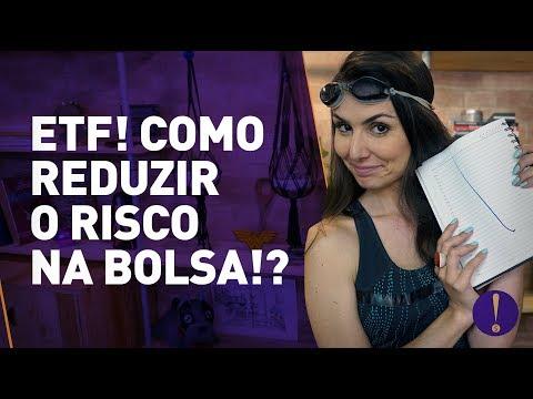 GANHE MAIS DINHEIRO e reduza os riscos COM AS ETFs! com Nathalia Arcuri
