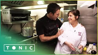 Home Chef Says Gino Is A BULLY After A Crazy Service | There's No Taste Like Home | Tonic