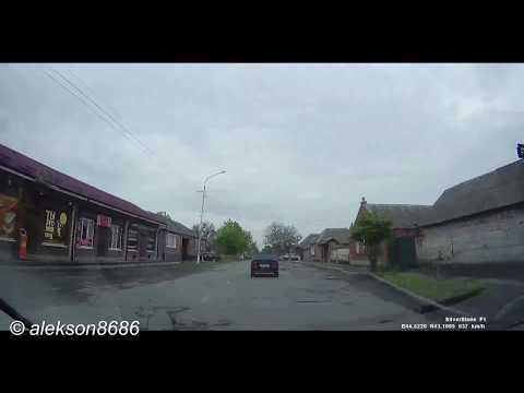 Дороги Северной Осетии : Владикавказ - Архонская - Алагир