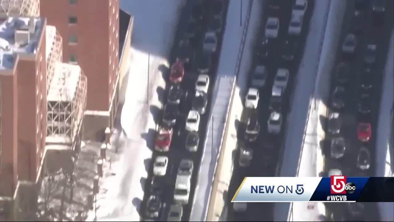 Boston Beat LA    in traffic, report finds