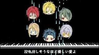 TVアニメ「神々の悪戯」のエンディングテーマ「REASON FOR…」をフルバージョンでピアノアレンジし、MIDITrailで再生しました。演奏は自分で弾いてMI...