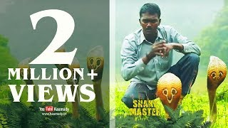 Vava Suresh releasing a bunch of rescued Cobra Snakes into forest | SNAKE MASTER