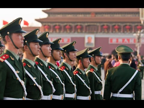 """WHILE THE U.S. IS FOCUSED ON THE MIDDLE EAST, CHINA HAS JUST DECLARED """"IT WILL DEFEAT THE U.S."""""""
