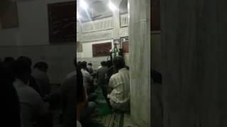 Shahzada e Bihar Maulana ALIRaza Ashtar Chandanppatvi/Majlis e Biswa/Aziz Ul Hasan Ibne Azim Ud Din