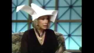 Joan Rivers talk show-The Flying nun fan club