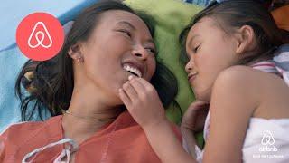 Airbnb - Familie (TV Werbung): Seid dort zuhause.