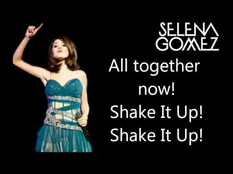 Shake It Up ! - Selena Gomez {Lyrics on screen} [FULL MP3 IN DESCRIPTION]