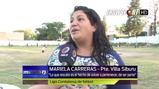 LCF   MARIELA CARRERAS   VILLA SIBURU