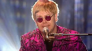 Elton John - Sorry Seems To Be The Hardest Word (Madison Square Garden, NYC 2000)HD *Remastered