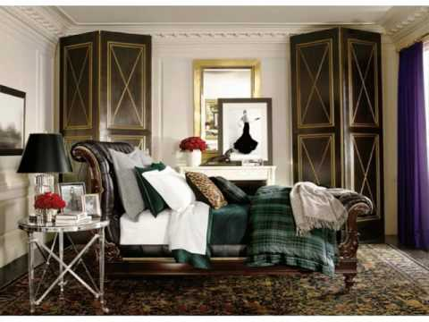 ralph lauren home decor youtube. Black Bedroom Furniture Sets. Home Design Ideas