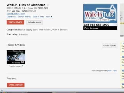 Google Maps Tulsa - Training at your office or let us take care of it for you.