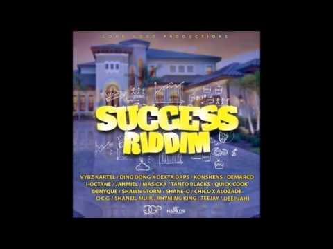 SUCCESS RIDDIM (Mix-July 2016) GOOD GOOD PRODUCTIONS