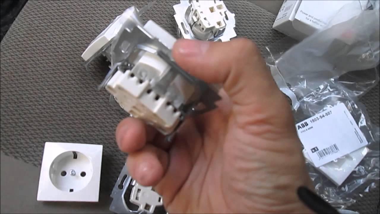 Купить по низкой цене: abb (абб) розетки и выключатели (германия) на электросайт. В наличии другие цвета, модели и бренды. Только.