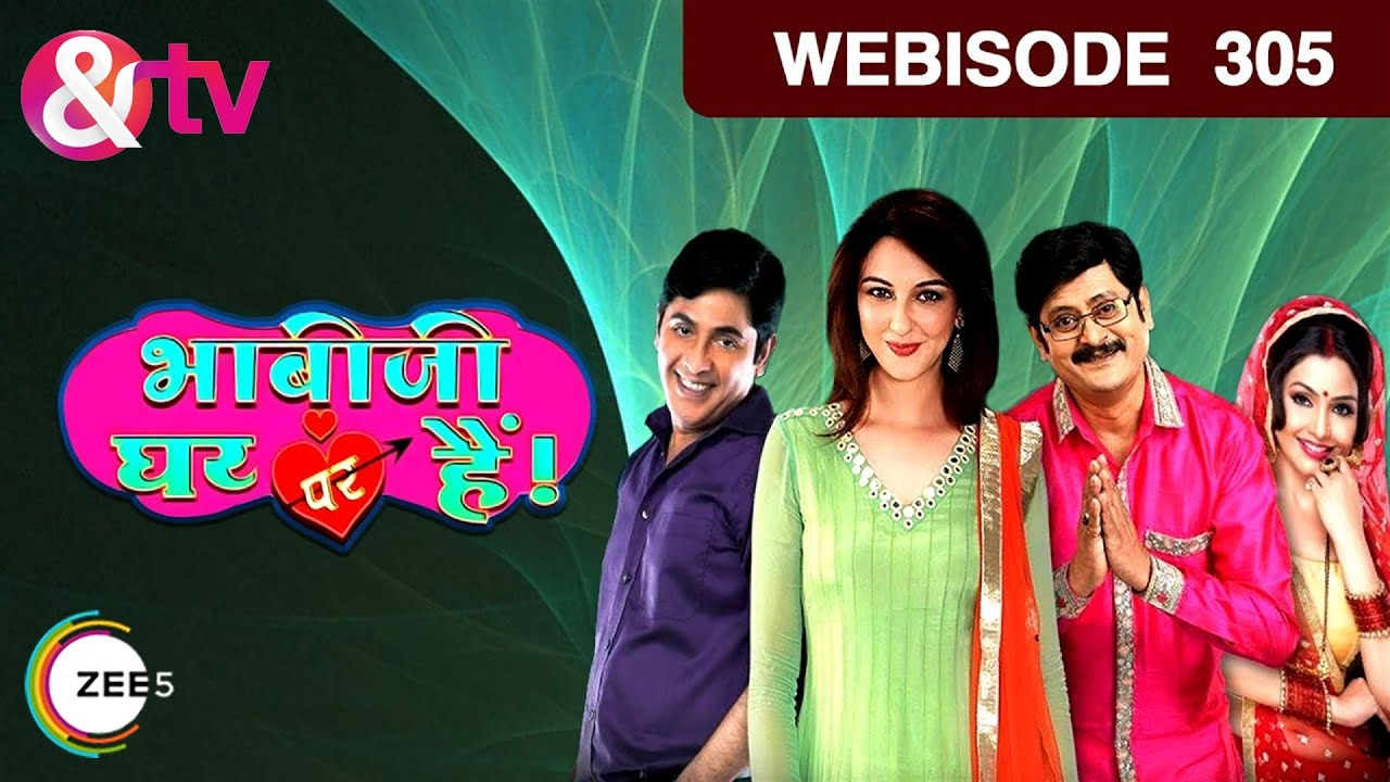 Download Bhabi Ji Ghar Par Hain - Hindi Serial - Episode 305 - April 29, 2016 - And Tv Show - Webisode