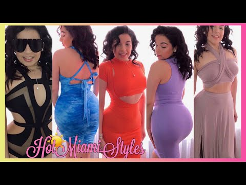 hot-miami-styles-haul-try-on-haul-|-summer-2019||-nady