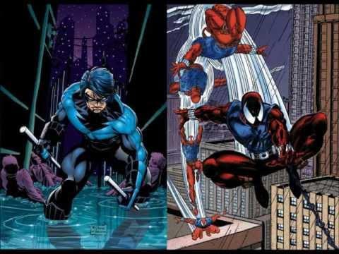 [Full-Download] Scarlet Spider Vs Nightwing Marvel Vs Dc ...
