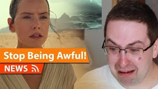 Star Wars Rise of Skywalker Reaction Goes Viral due to Bullies