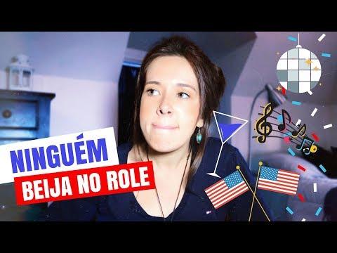 DIFERENÇA DAS BALADAS NO BRASIL x ESTADOS UNIDOS