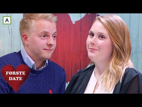 Første Date | Vil avslutte daten siden hun heier på Liverpool | discovery+ Norge